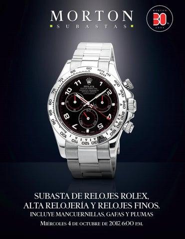 c70a01e33ce0 Subasta de Relojes Rolex