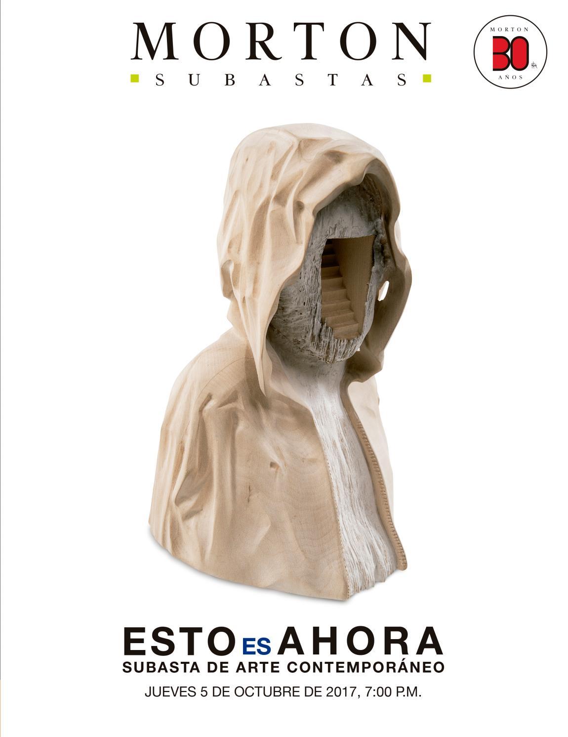 Esto es Ahora. Subasta de Arte Contemporáneo by Morton Subastas - issuu 2b7c5cc198a