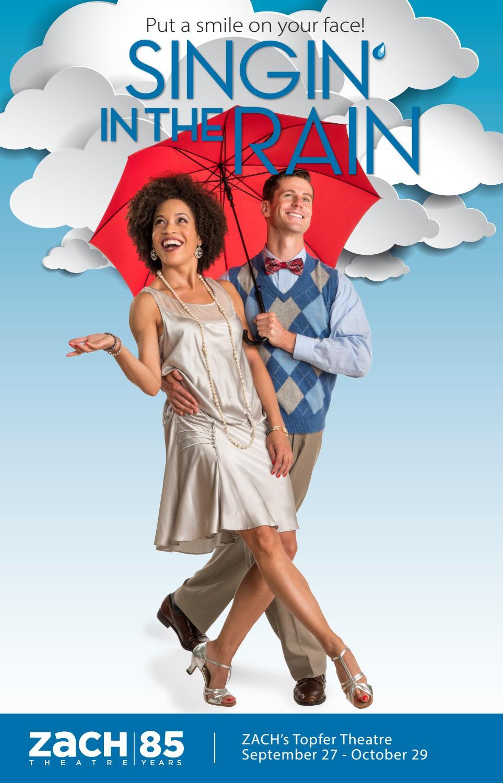 Singin' in the Rain by ZACH Theatre - issuu