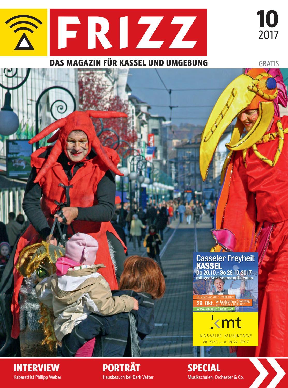 FRIZZ Das Magazin Kassel Oktober 2017 by frizz kassel - issuu