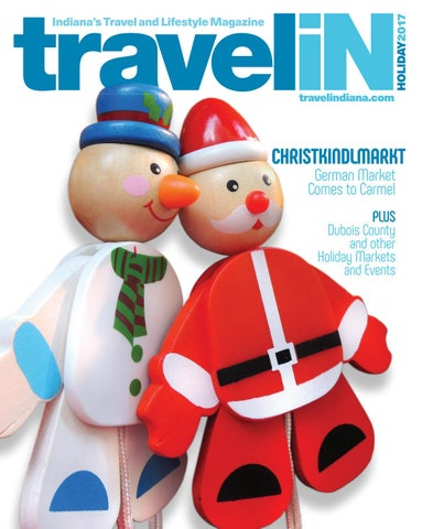 24190109ffa Travel Indiana Magazine  Holiday Events by travelindiana.com - issuu