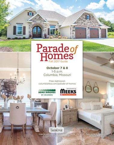 Fall 2017 Parade Of Homes
