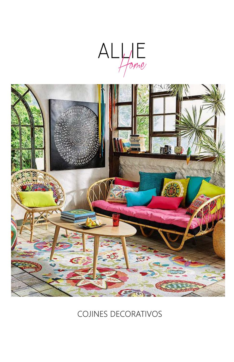 Catalogo Cojines Allie Home By Diana Mesa Issuu