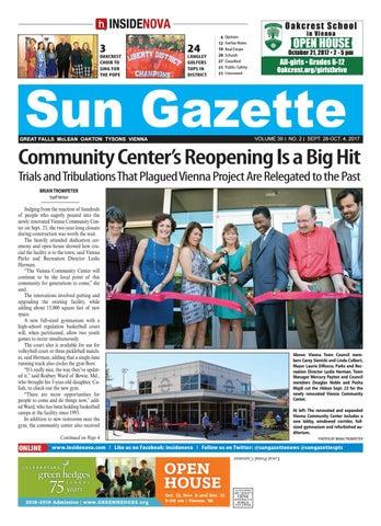 Sun Gazette Fairfax, September 28, 2017 by InsideNoVa - issuu