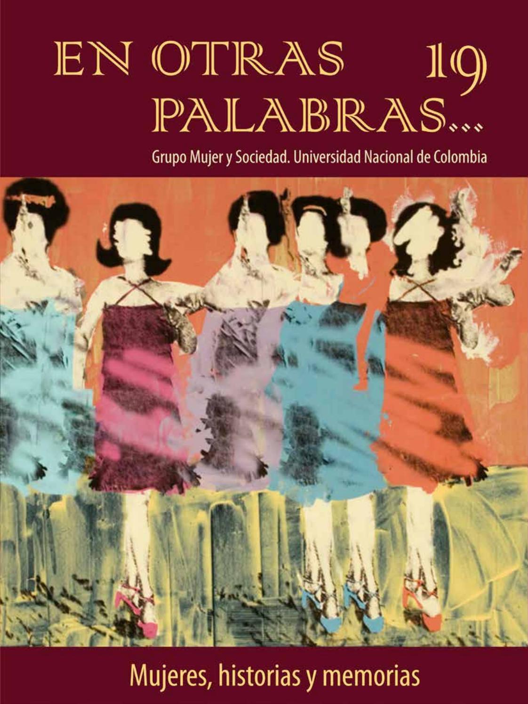 03b3047ad Revista En otras palabras No. 19 Mujeres