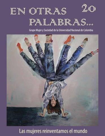 Revista En otras palabras No. 20 Las mujeres reinventamos el mundo ...