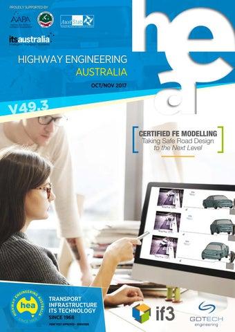 Highway Engineering Australia V49 3 Oct-Nov 2017 by EPC