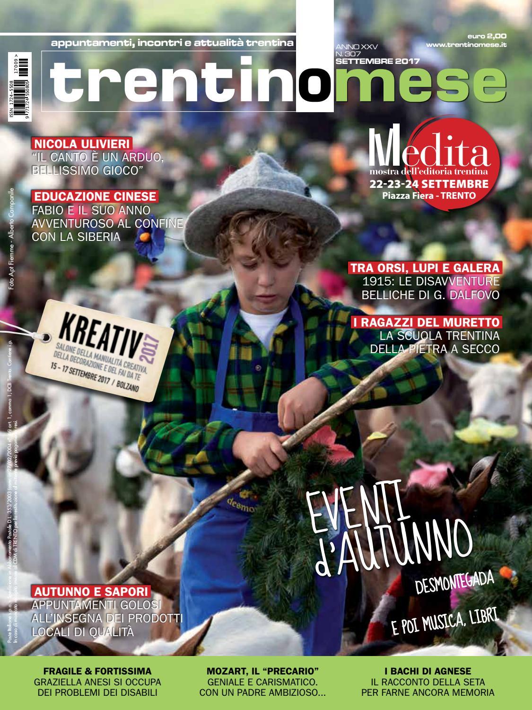 TrentinoMese settembre 2017 by Curcu Genovese - issuu 9a53785c85ea