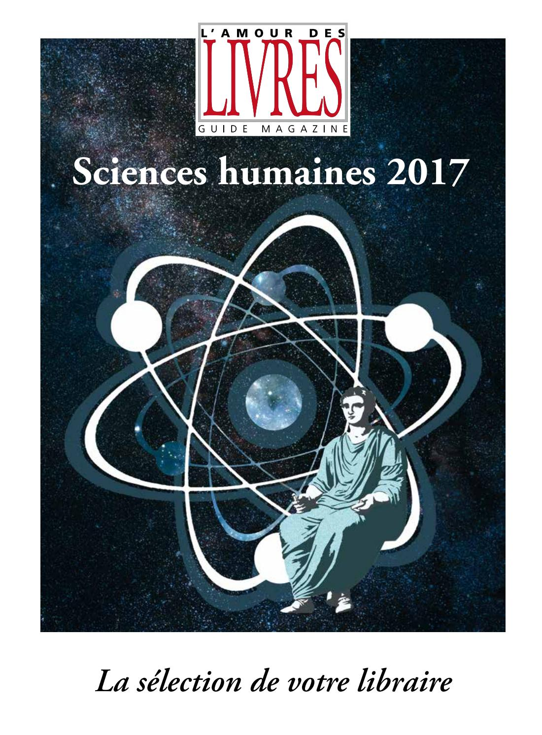 huge discount lower price with to buy Catalogue Sciences humaines 2017 Amour des Livres by Amour ...