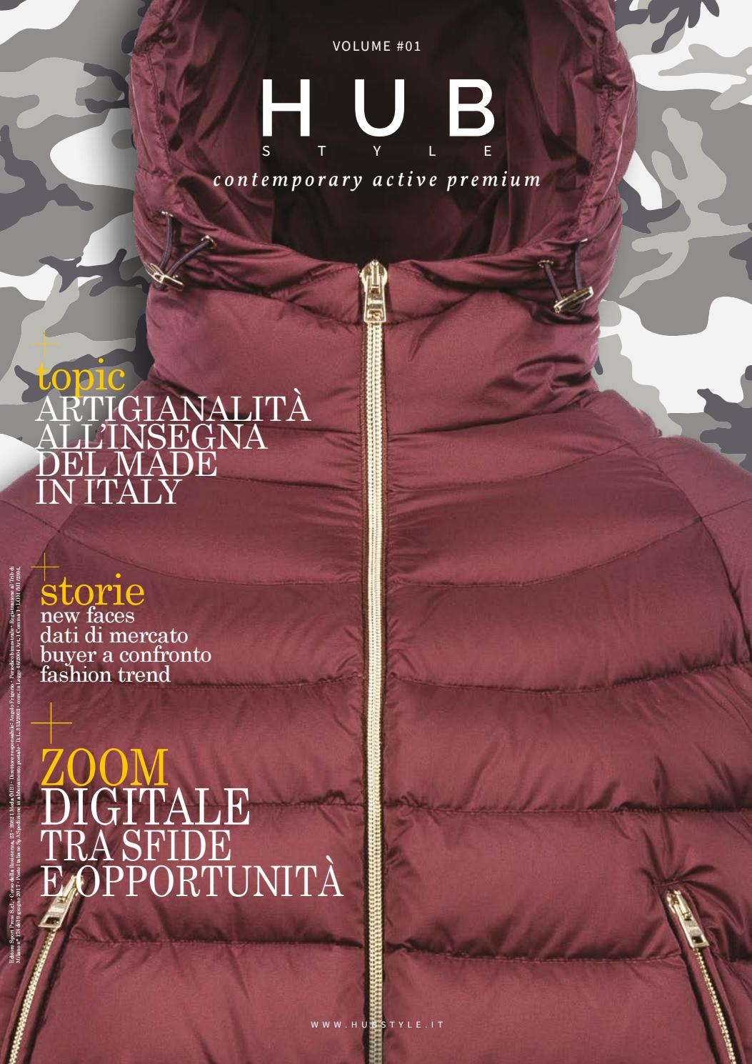 HUB Style Magazine Vol. 1 by Sport Press issuu