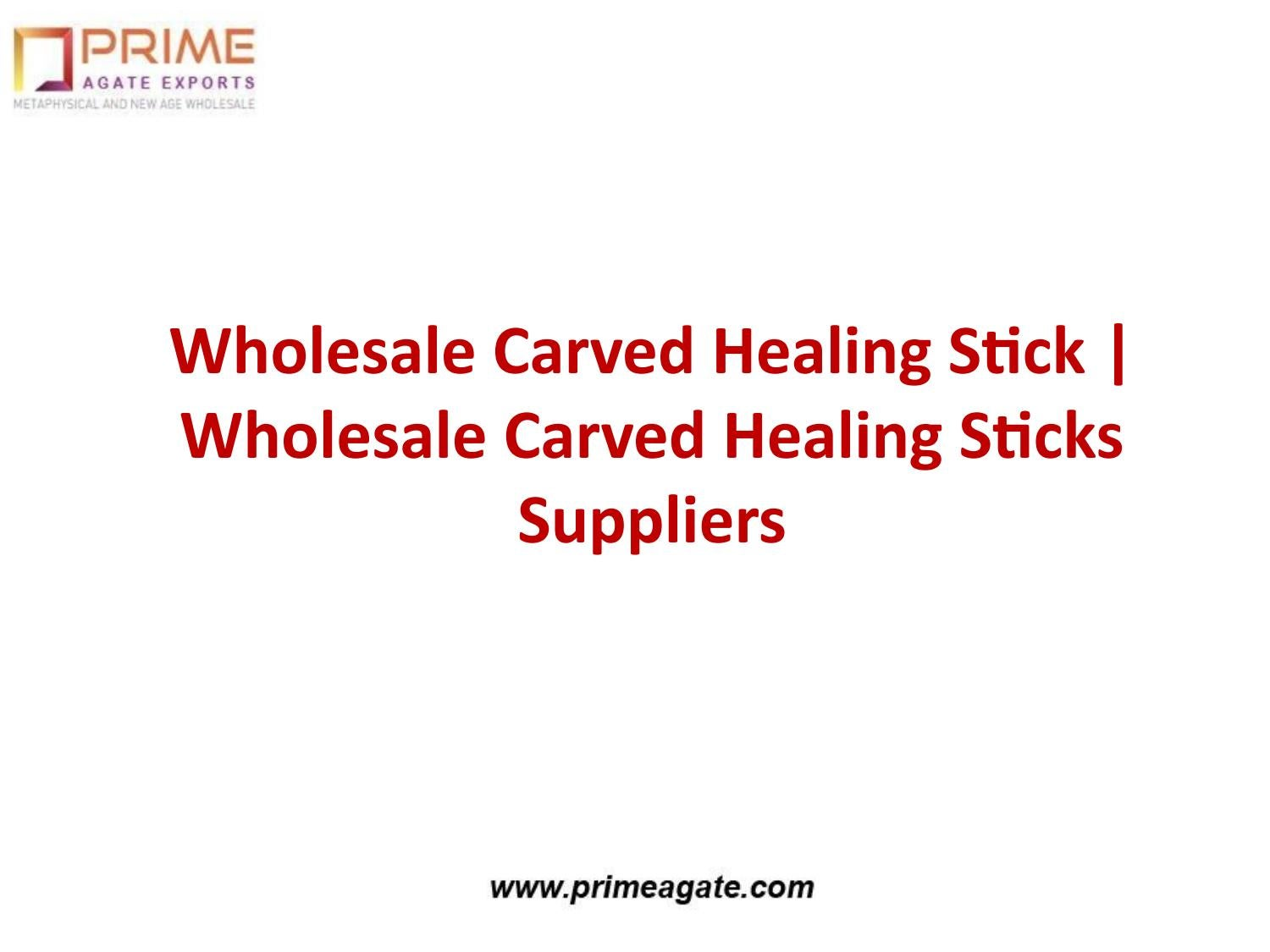 Wholesale Carved Healing Stick | Wholesale Carved Healing Sticks