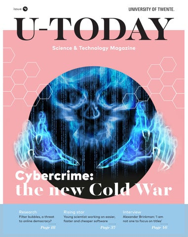 U Today Science Technology Magazine 2 2017 By Redactie