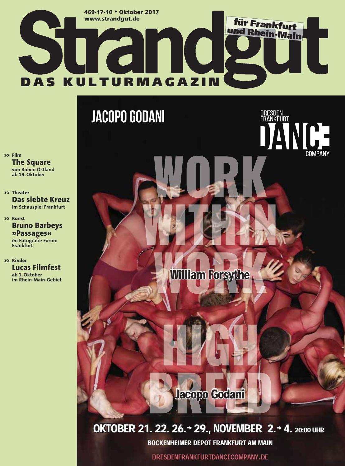 Strandgut 102017 By Strandgut Kulturmagazin Issuu