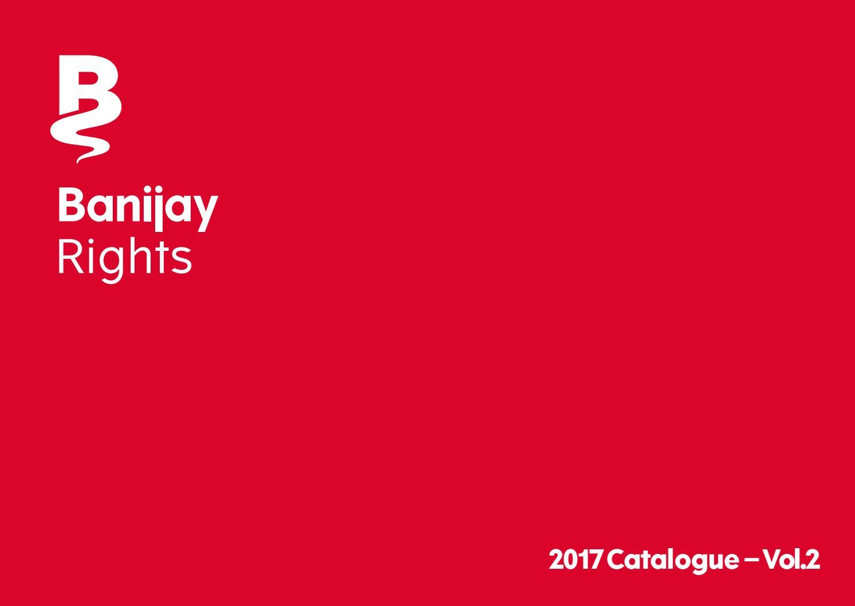 Banijay Rights MIPCOM Catalogue 2017 by Banijay Rights - issuu