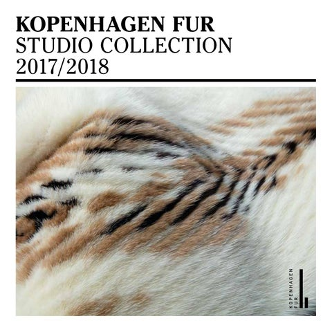ffb0a5b4f Fur Techniques 2017/18 by Kopenhagen Fur - issuu