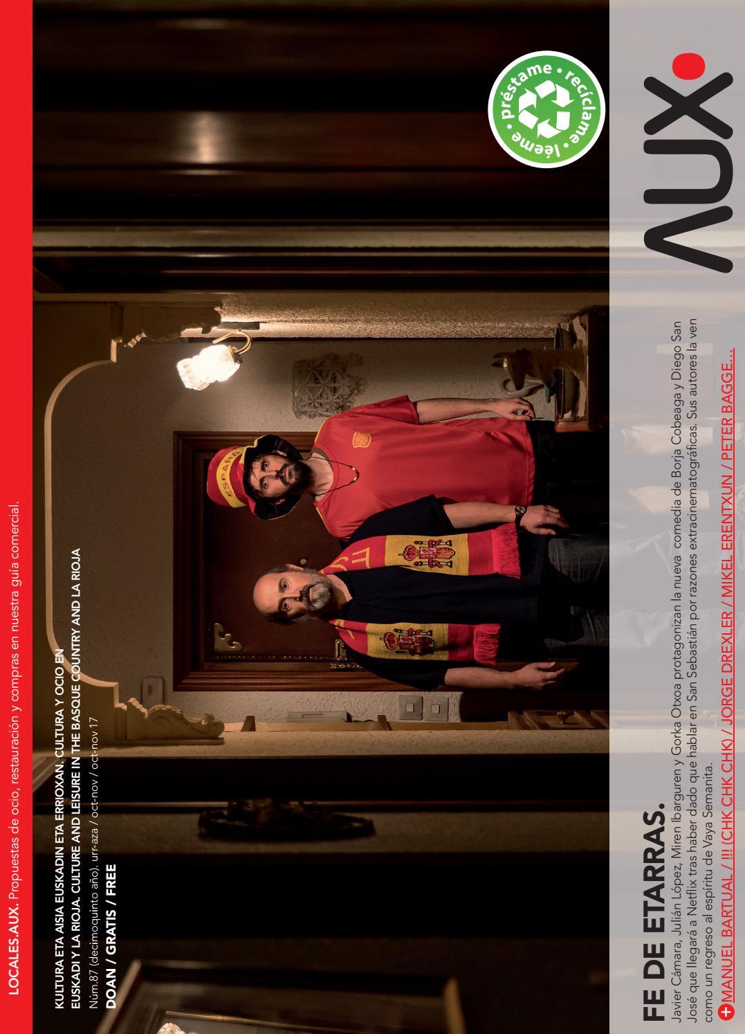 d0ea5e1ccf0 AUX.magazine nº 87 by Auxiliarte Factoría - issuu