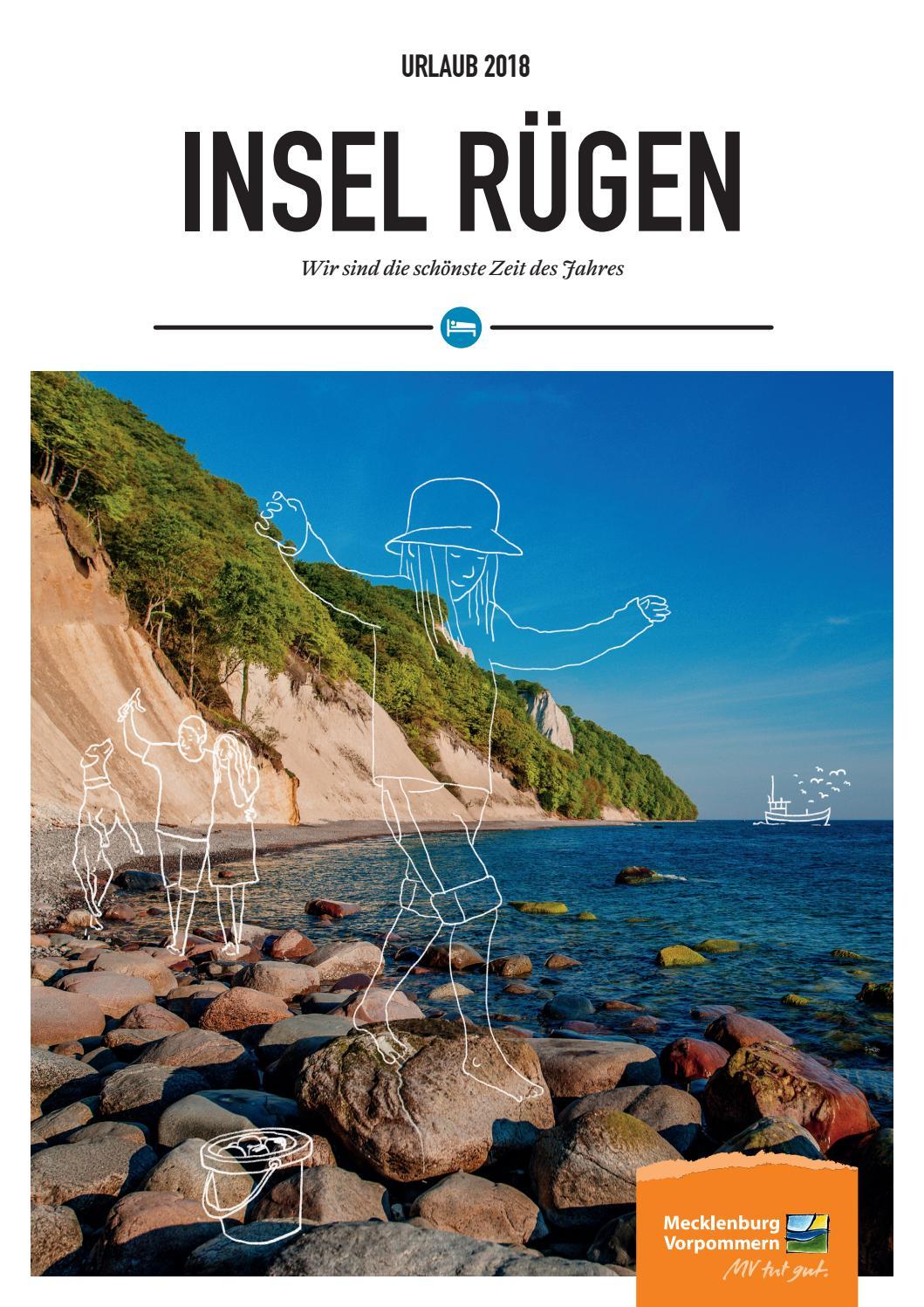 Insel Rügen. Gastgeberkatalog ´18 by Insel Rügen - issuu