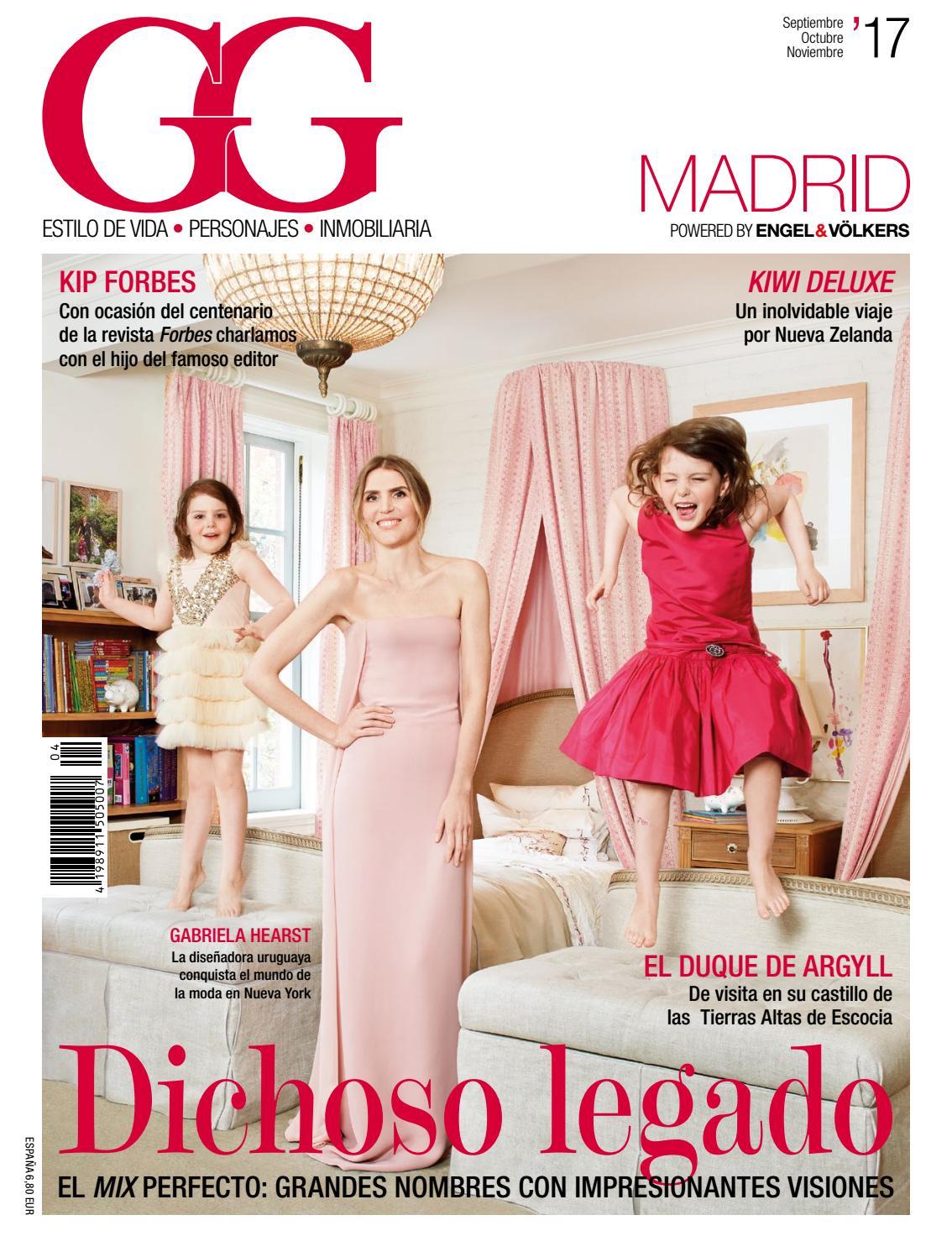 GG Magazine 04/17 Madrid by GG-Magazine - issuu