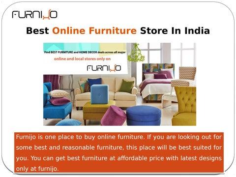 Page 1. Best Online Furniture ...