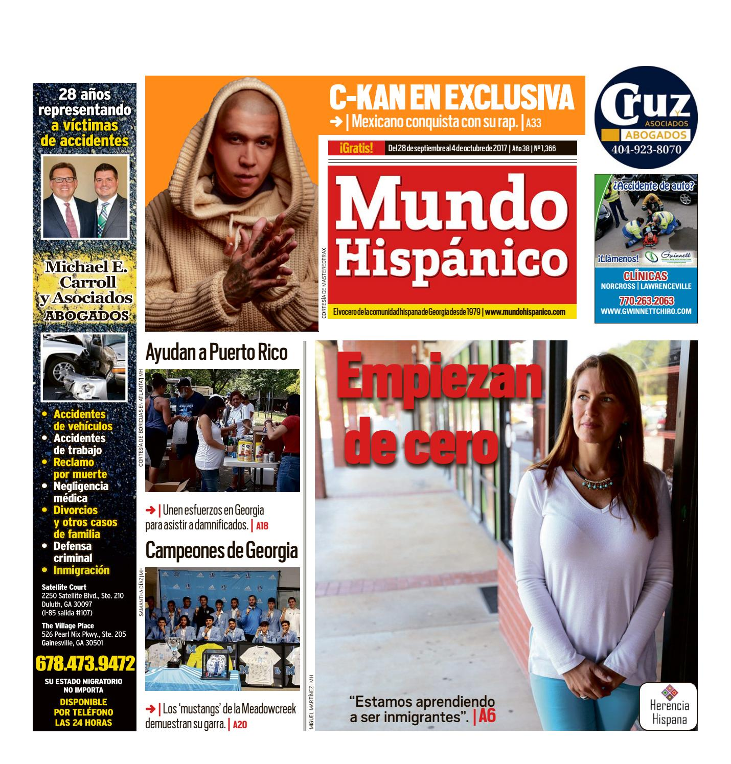Empiezan de cero by MUNDO HISPANICO - issuu