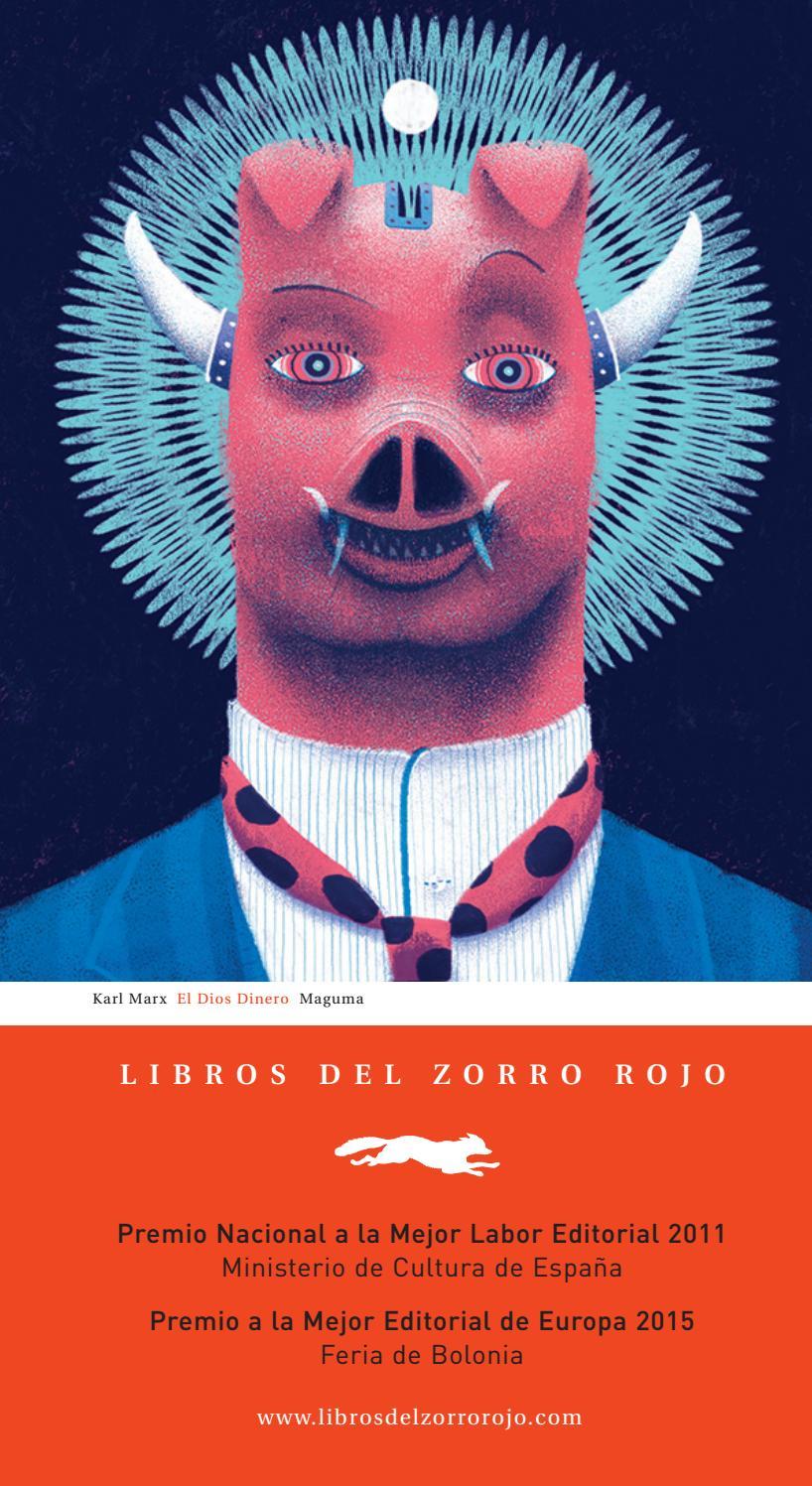 Catalogo Juvenil Adulto Otoño 2017 By Libros Del Zorro Rojo