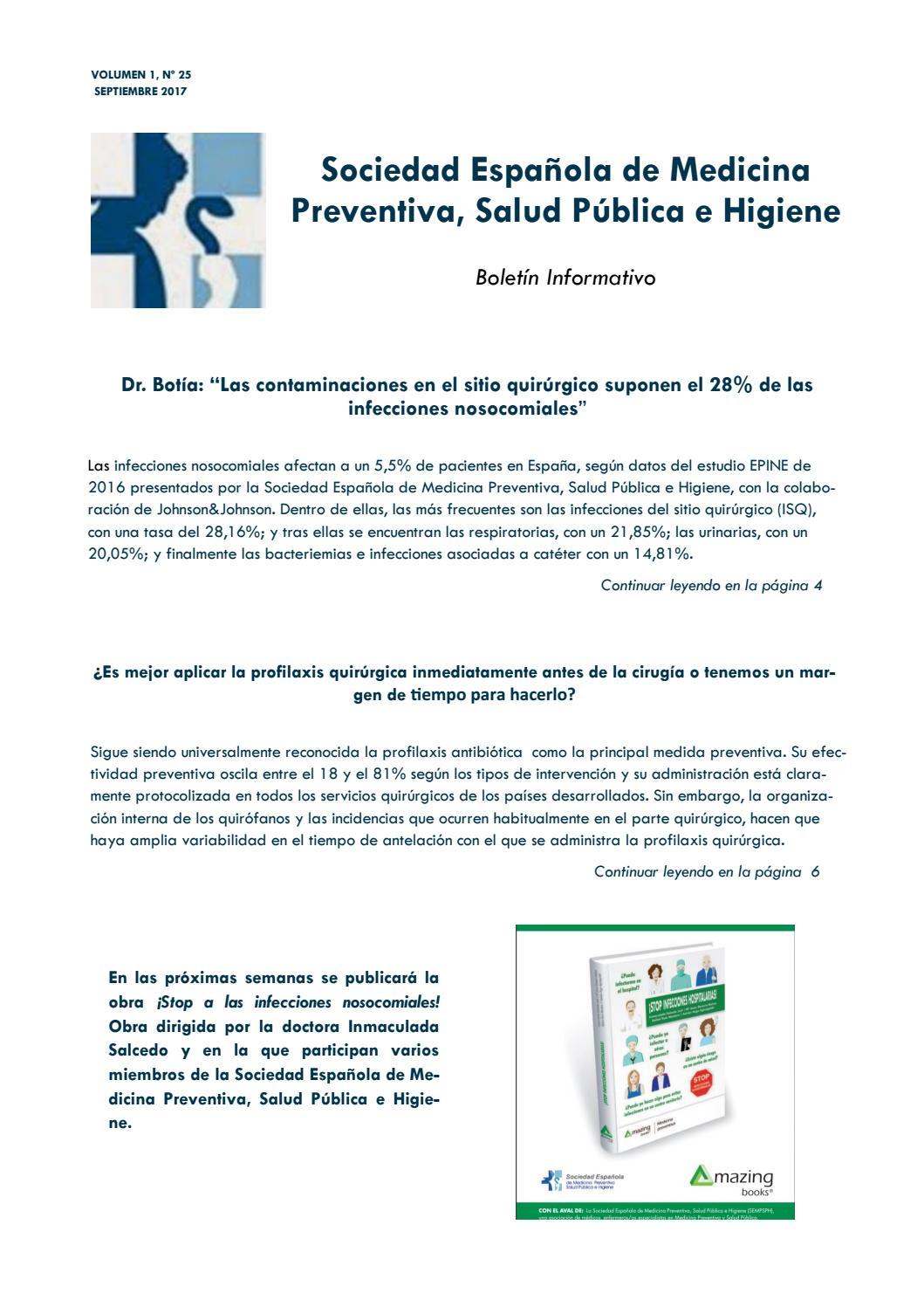 Boletín informativo de septiembre de 2017 by SEMPSPH - issuu