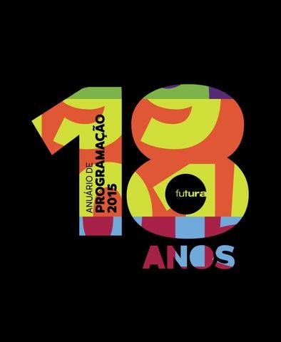 Anuário De Programação Canal Futura 2015 By Canalfutura Issuu