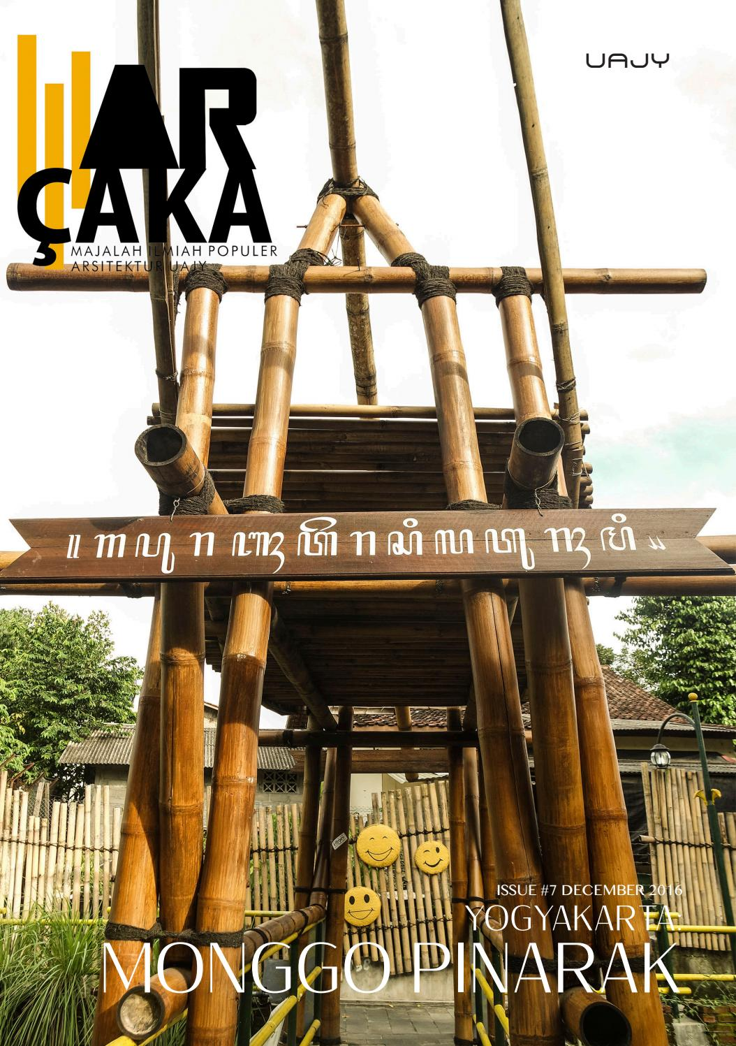 Issue 7 Yogyakarta Monggo Pinarak By AR‡AKA Issuu