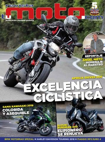 7ed66aea Revista Tu Moto 56 by Revista Tu moto - issuu