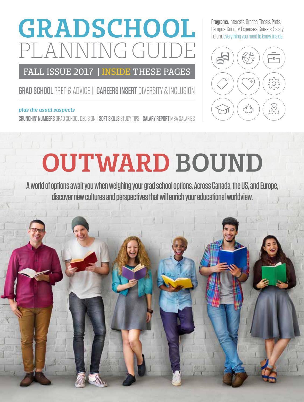 Grad School Planning Guide Fall 2017 By Jobpostings Magazine Issuu
