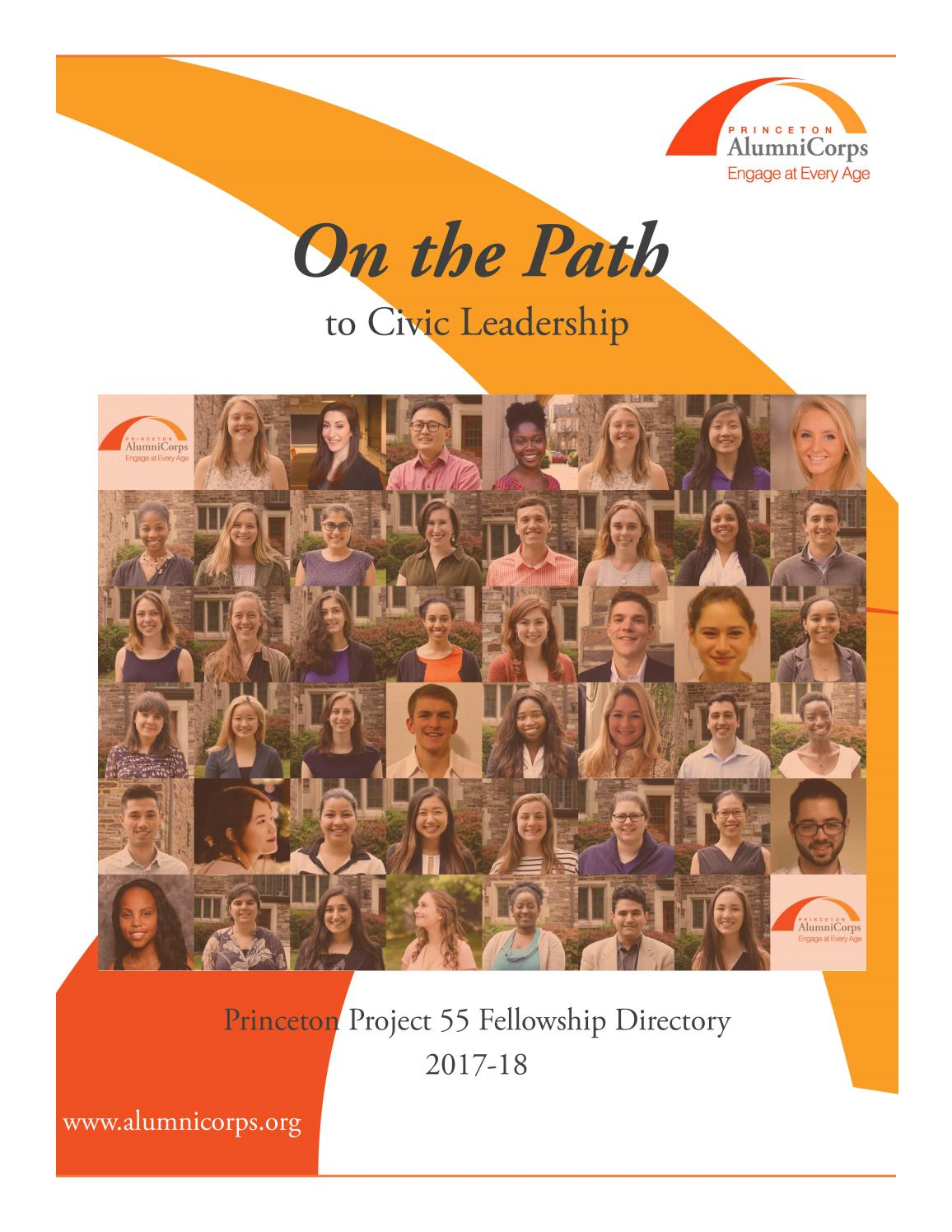 On The Path 2017 18 By Princeton Alumnicorps Issuu