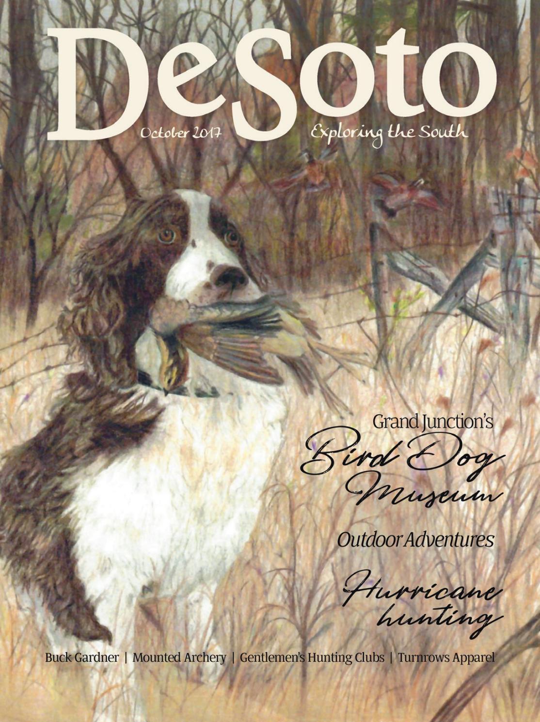 desoto magazine october 2017 by desoto magazine exploring the