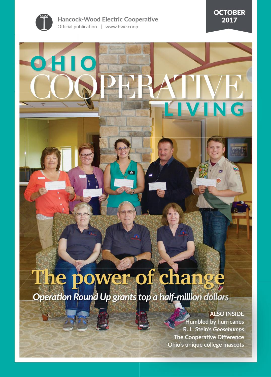 Ohio Cooperative Living - Hancock Wood - October 2017 by