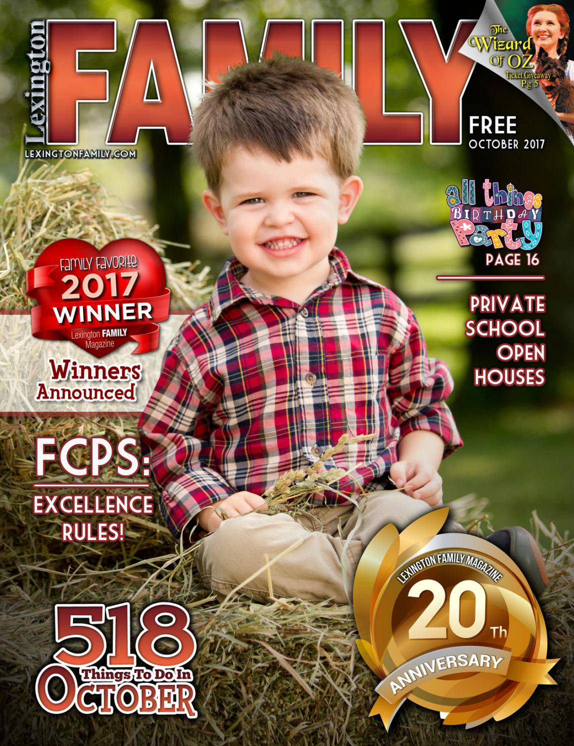 Oct 17 Issuu By Lexington Family Magazine