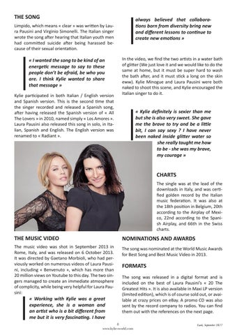 The Kylie Times #21 • September 2017 by KylieTimes - issuu