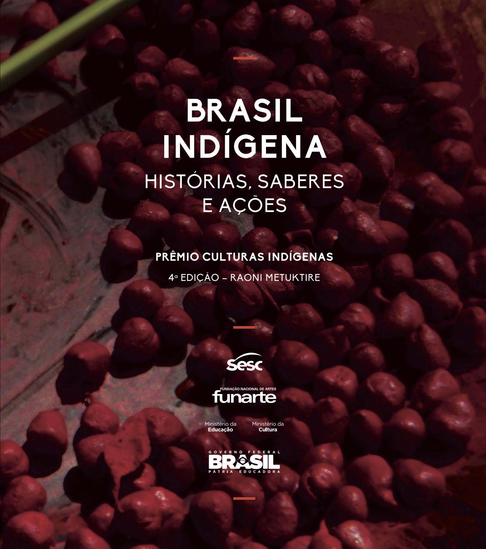 Sesc sao paulo brasil indigena 2015 by Sesc em São Paulo - issuu 379b04b8958