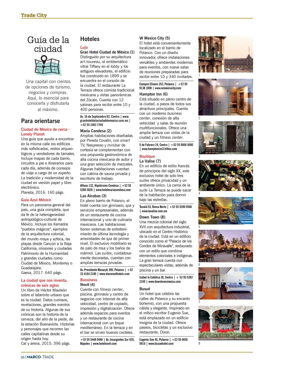 Marco Trade Revista Numero 6 By Marco Trade Revista Issuu