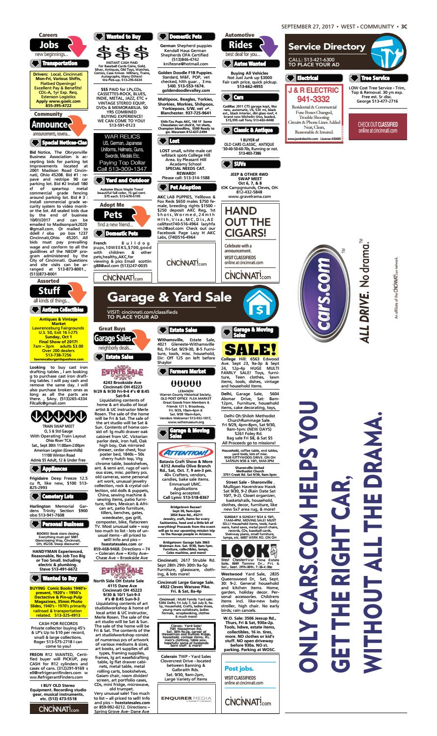 Western hills press 092717 by Enquirer Media - issuu