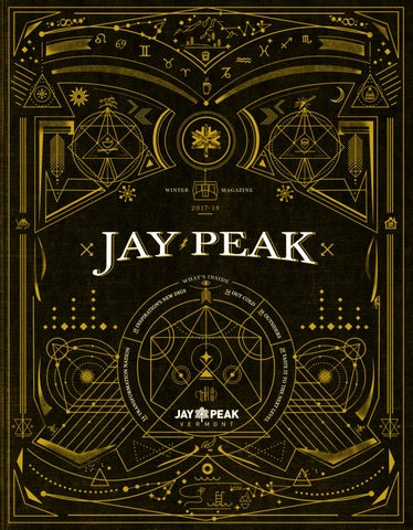 4fcbb578e Jay Peak Winter Magazine 2017-18 by Origin Design - issuu