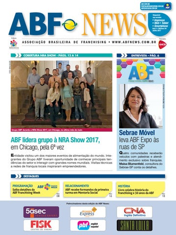 Revista Franquia   Negócios ABF nº 67 by Editora Lamonica Conectada ... bd53df6c48f7e