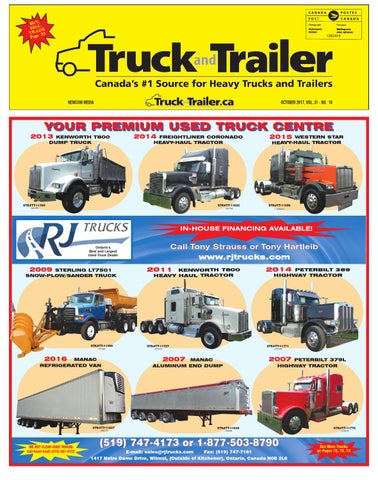 Truck and Trailer October 2017 by Annex Business Media issuu