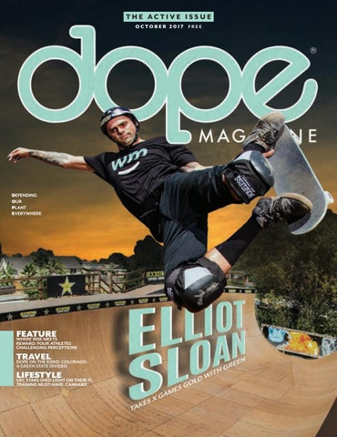 ccc04261c DOPE Magazine - National - The Active Issue - October 2017 by DOPE ...