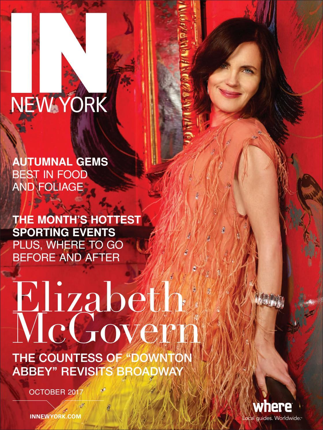 9303d1b3dc IN New York Magazine New York October 2017 by Morris Media Network - issuu