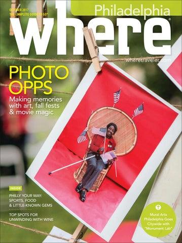 Where Magazine Philadelphia Nov 2017 by Morris Media Network issuu