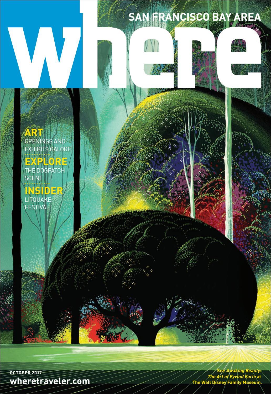 Where Magazine San Francisco October 2017 by Morris Media Network - issuu 784281b2ada8