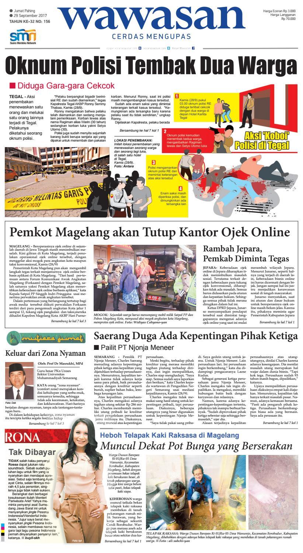 WAWASAN 29 September 2017 by KORAN PAGI WAWASAN - issuu