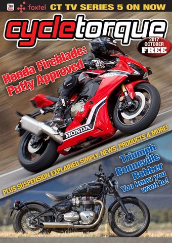 Cycle Torque October 2017