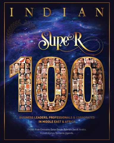 The Super 100 - Volume 1 from Gray Matter, Dubai by Joe K - issuu