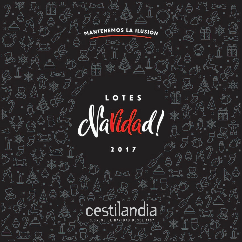 Cestas De Navidad 2017 Catalogo Cestilandia By Cestilandia Issuu