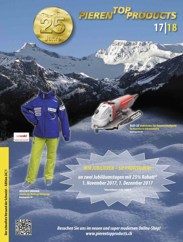 D kat 2017 edition 2601 de web by Pieren Top Products AG